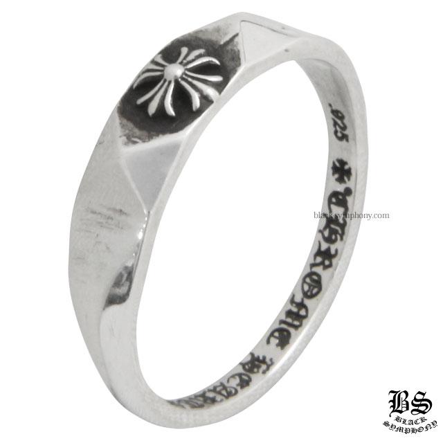 クロムハーツ chrome hearts バブルガムリング ピラミッド CHプラス 税込 ¥58,870