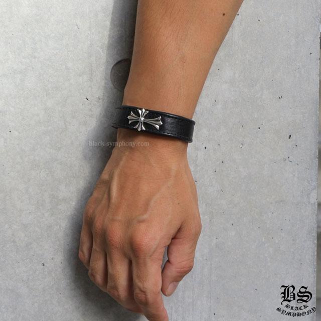 chrome hearts クロムハーツ ガンスリンガータイニーCHクロス ブレスレット 税込 \92,890