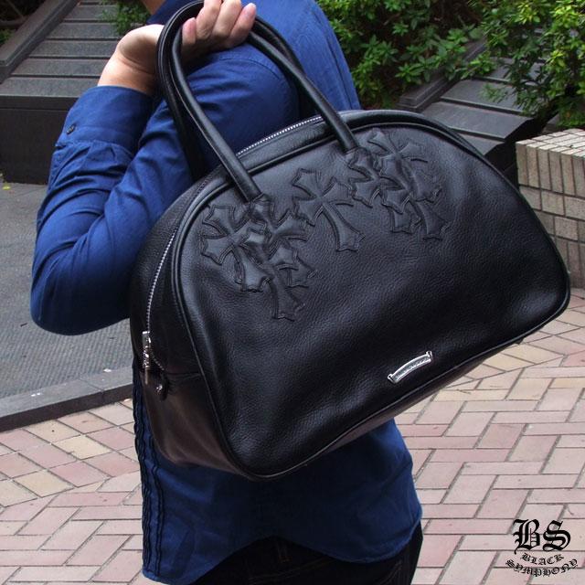 クロムハーツ ジムバッグ セメタリー クロスパッチ ミディアム税込 ¥636,660
