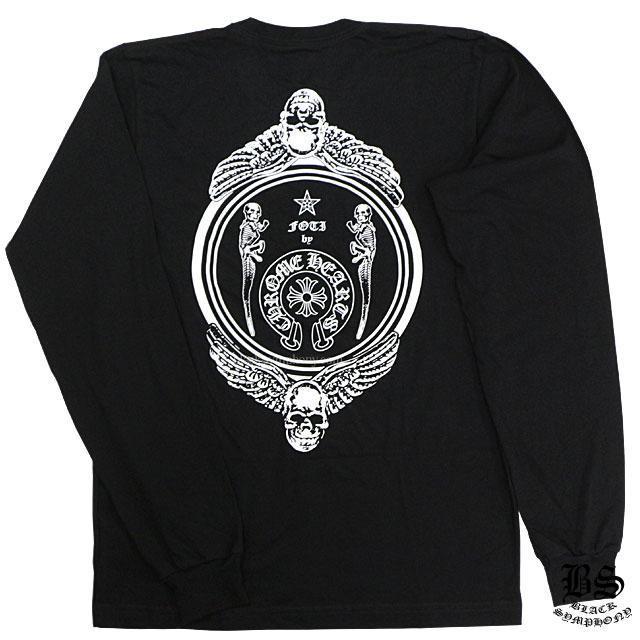 クロムハーツ chrome hearts ロングTシャツ フォティ&ホースシュー 税込 ¥39,430