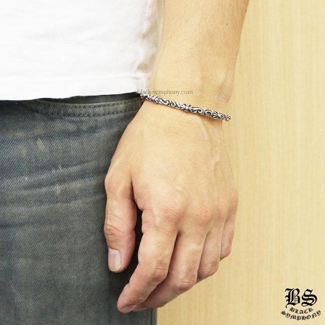 chrome hearts クロムハーツ SBTバングル 税込 \113,960
