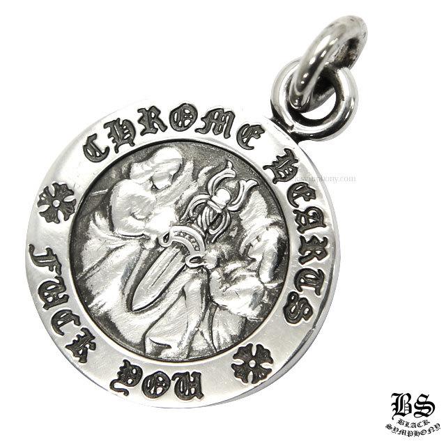クロムハーツ chrome hearts エンジェルメダルチャームV1 税込 ¥51,980