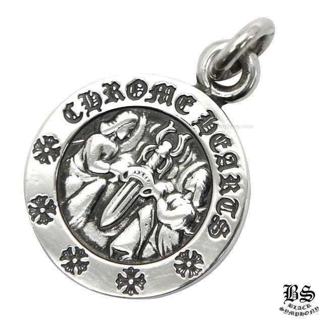 クロムハーツ chrome hearts  エンジェルメダルチャームV2  税込 \57,530円
