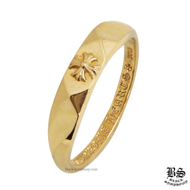 クロムハーツ chrome hearts バブルガムリング ピラミッド CHプラス 22K 税込 ¥189,410