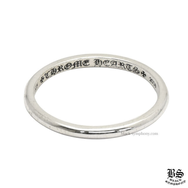 クロムハーツ バブルガムリング ウェディング  税込 ¥189,530