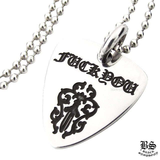 クロムハーツ chrome hearts ギターピック ダガーチャーム 税込 \61,380