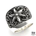 クロムハーツ クラシック オーバルスターリング(指輪)