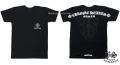 クロムハーツ メンズハーフスリーブポケットTシャツ CHクロス/ヘアリーダガー ブラック
