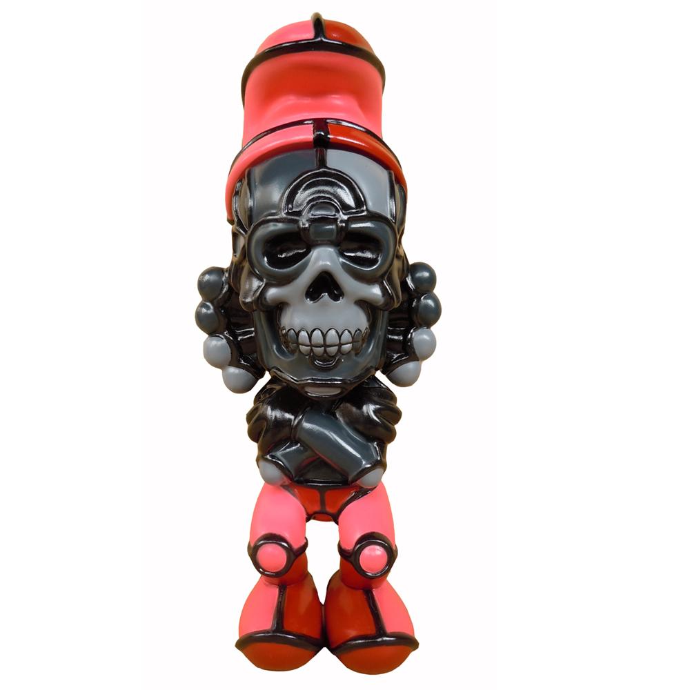 "David Flores x HellFire Canyon Club x BlackBook Toy:Deathead S'murks ""Evil"" DeKorner Exclusive"