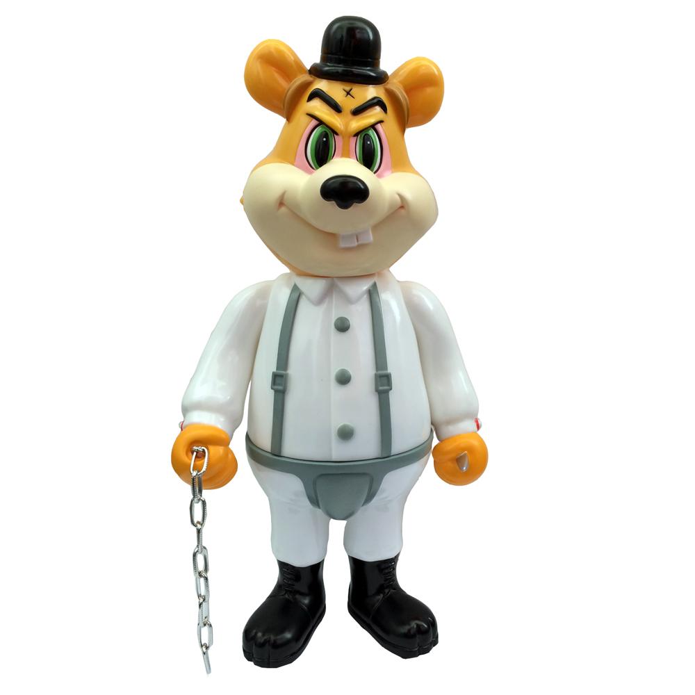Frank Kozik x BlackBook Toy:A Clockwork Carrot Dim 11インチフィギュア OG