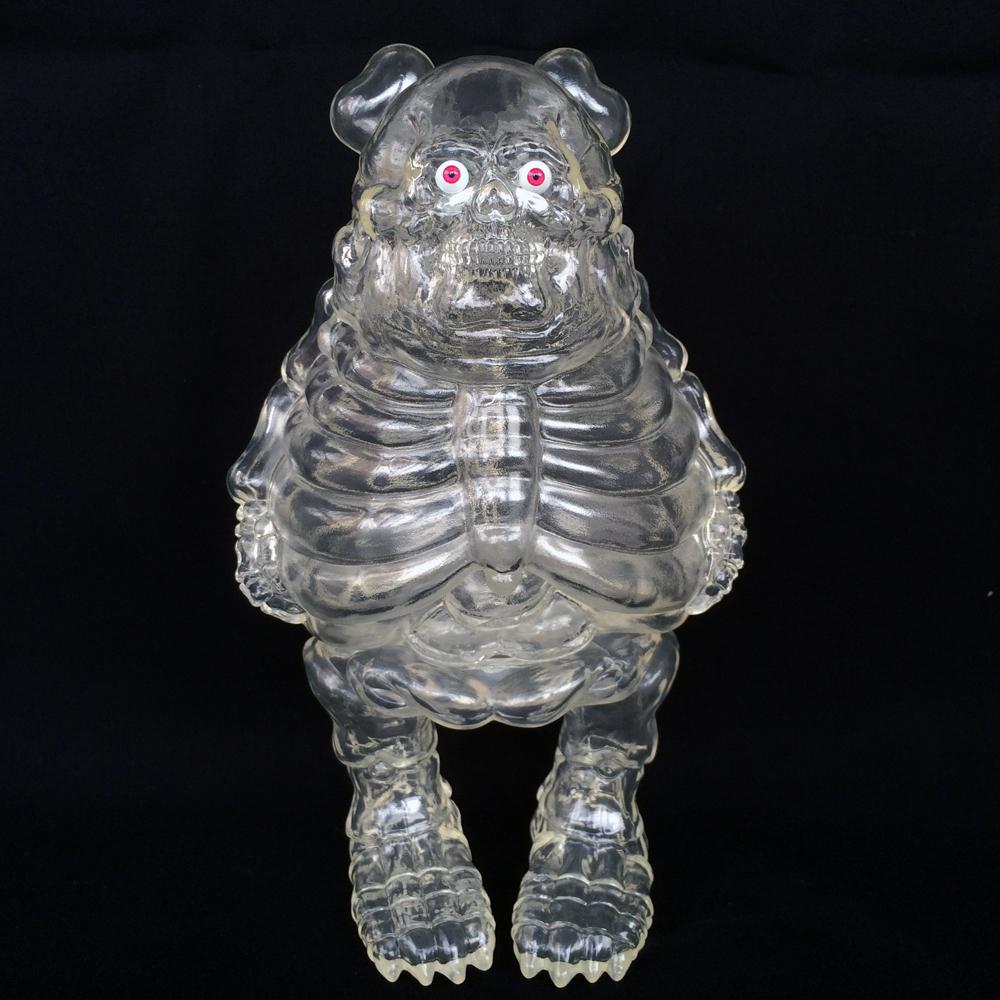 Ron English x BlackBook Toy( ロン・イングリッシュ) Big Boner(ビッグボーナー) 8インチフィギュア All Seeing Eye Edition