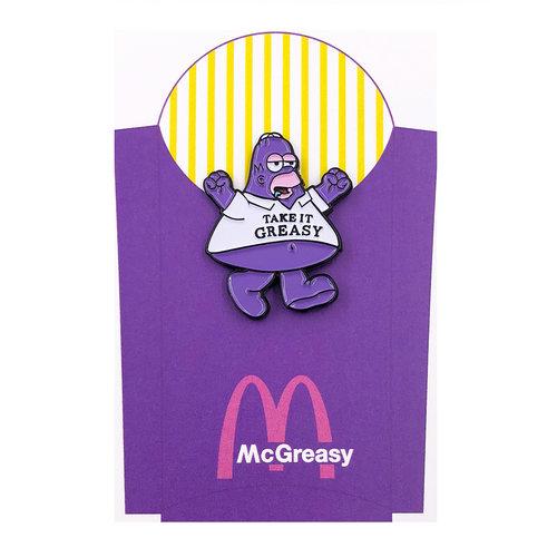 Stupid Krap:McGreasy ピンズ