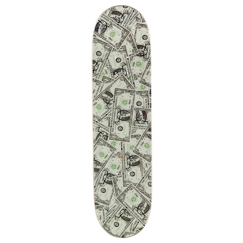 D*Face(ディー・フェイス):Dead Dollar Skate Deck