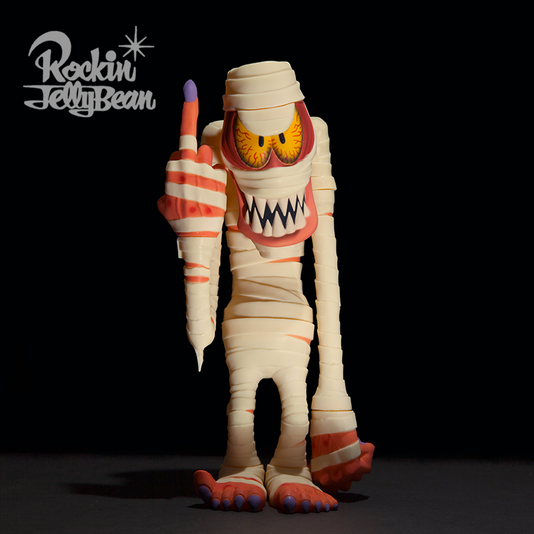 Rockin' Jelly Bean(ロッキンジェリービーン) Freaky Monsters Village:Mummie Man 1st Color
