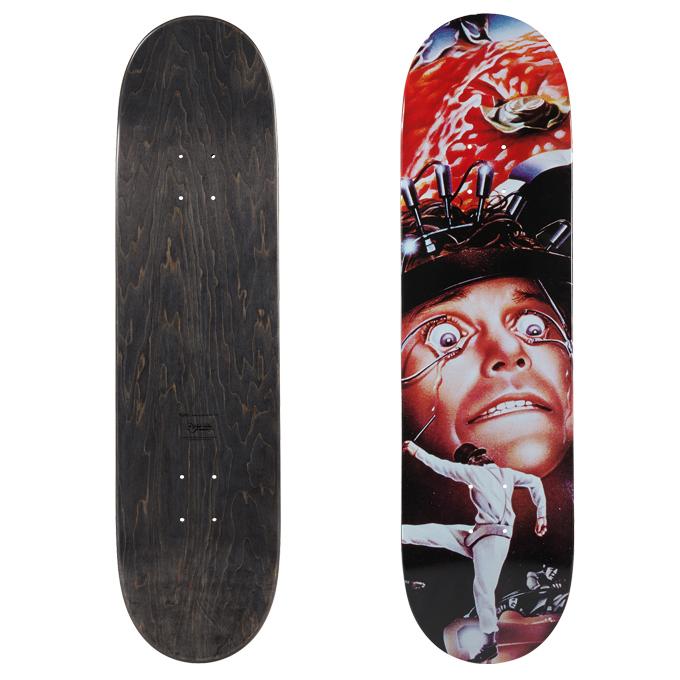 """A Clockwork Orange:Skate Deck """"Poster"""""""
