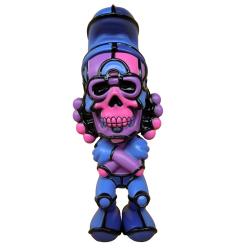 "David Flores x HellFire Canyon Club x BlackBook Toy:Deathead S'murks ""Rebirth"" BBT 1st Anniversary"