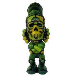 David Flores x HellFire Canyon Club x BlackBook Toy:Deathead S'murks Irish 7インチフィギュア