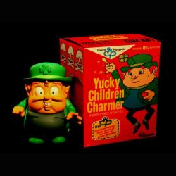 Ron English( ロン・イングリッシュ) Yucky Children Charmer(ヤッキー・チルドレン・チャーマー) 8インチフィギュア