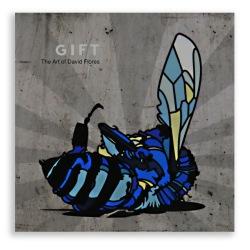 David Flores(デイビッド・フローレス) GIFT:The Art of David Flores 作品集(ハードカバー)