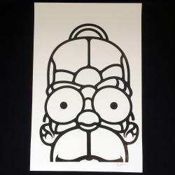 David Flores(デイビッド・フローレス) REMOH シルクスクリーンポスター