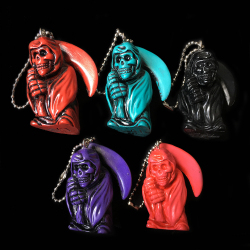 Monster Farm/Chop Grim Reaper resin key holder