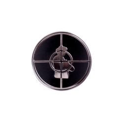 Public Enemy x Yesterdays Co:Crosshair Logo pin