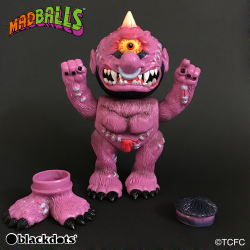 MADBALLS:Horn Head OG Sofubi Coin Bank