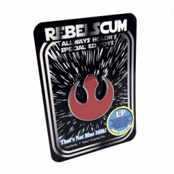 Special Ed Toys:RebelsCUM Pin