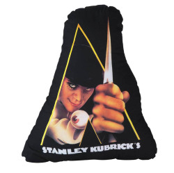 A Clockwork Orange:Die Cut Cushion