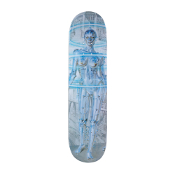 Hajime Sorayama:Robot Skate Deck