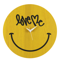 Curtis Kulig x Karimoku:Smile Wall Clock