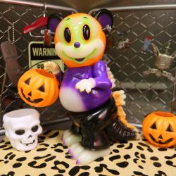 Ron English x BlackBook Toy:Franken Mousezilla