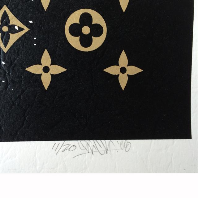 SLICK(スリック) VL MOSQUITO シルクスクリーンポスター