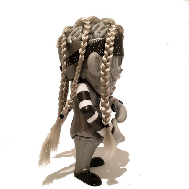 Suicidal Tendencies x BlackBook Toy(スイサイダル・テンデンシーズ) SKUM-kun 10インチフィギュア Cyco Convict edition