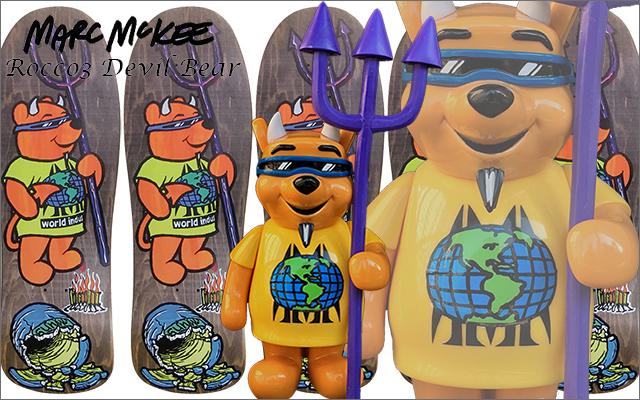 Marc McKee:Rocco3 Devil Bear