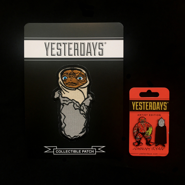 Yesterdays Co:Patch