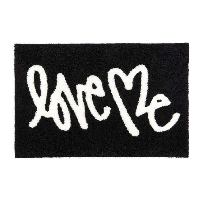 Curtis Kulig:Love Me Floor Mat