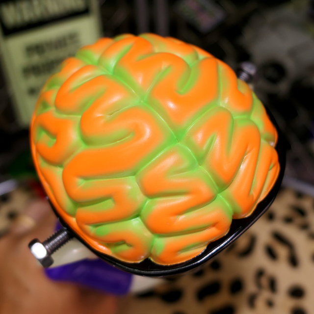 Suicidal Tendencies x BlackBook Toy:Franken SKUM-kun