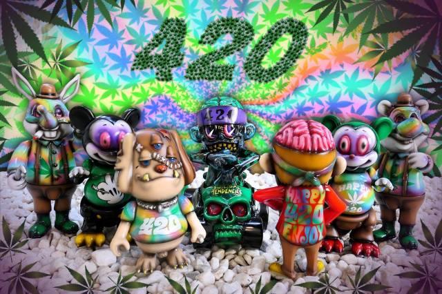 420 one offs by Marvel Okinawa