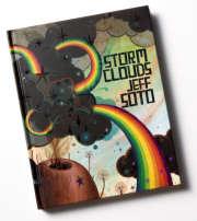 Jeff Soto(ジェフ・ソート) Storm Clouds(ストームクラウド) ハードカバーブック