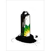 John Grayson(ジョン・グレイソン) BP Can シルクスクリーンポスター