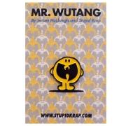 Jeroen Huijbregts x Stupid Crap:Mr.Wutang ピンズ