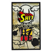 D*Face:SHIT&HATE ピンズセット