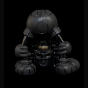 David Flores x HellFire Canyon Club x BlackBook Toy:Kiss My Ass NINJA edition