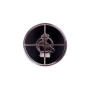 Public Enemy x Yesterdays Co:Crosshair Logo pin