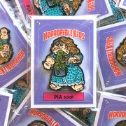 Horrorible Kids: PIA Soup Pin