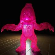 MISHKA x Marvel Okinawa Beast GUY Neon PK