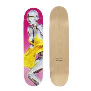 Hajime Sorayama:Sexy Robot 03 Skate Deck