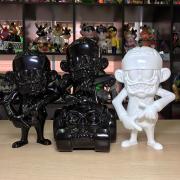 Suicidal Tendencies x BlackBook Toy:SKUM-kun, HELL RIDE