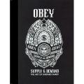 OBEY/Shepard Fairey(オベイ) Supply and Demand(サプライ・アンド・デマンド) 作品集(ハードカバー)